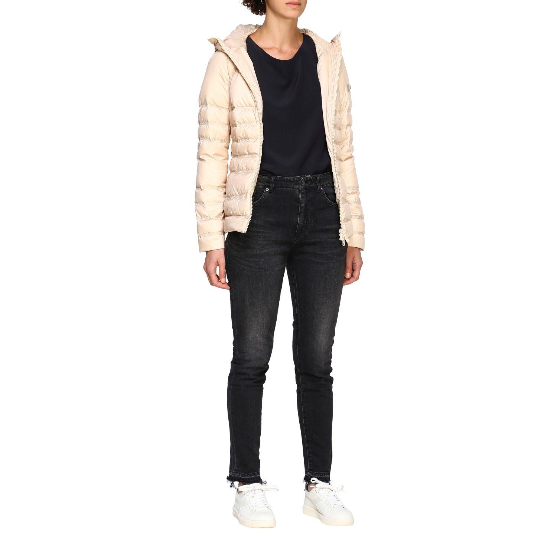 Jacket women Peuterey blush pink 2