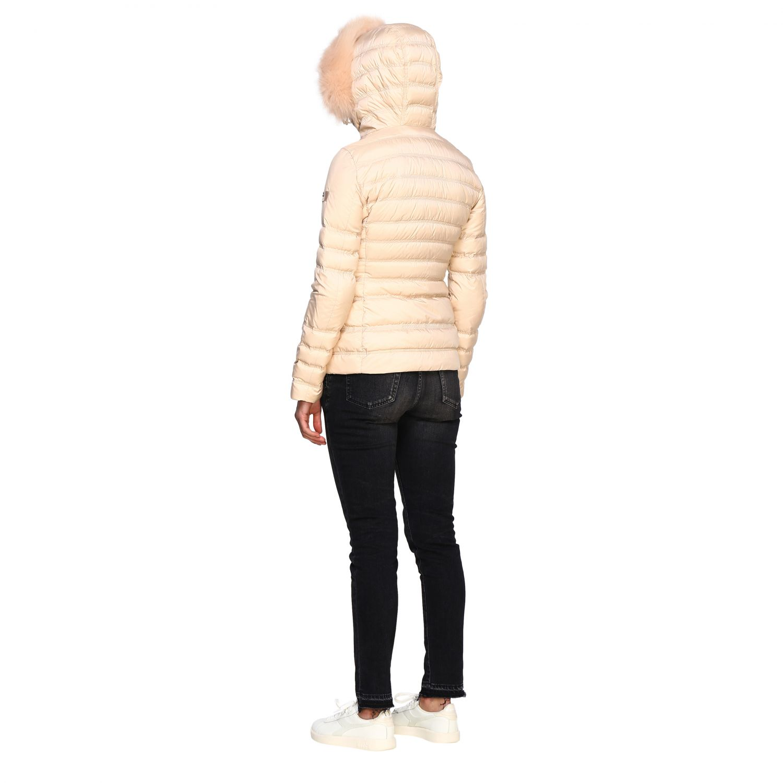 Jacket women Peuterey blush pink 3
