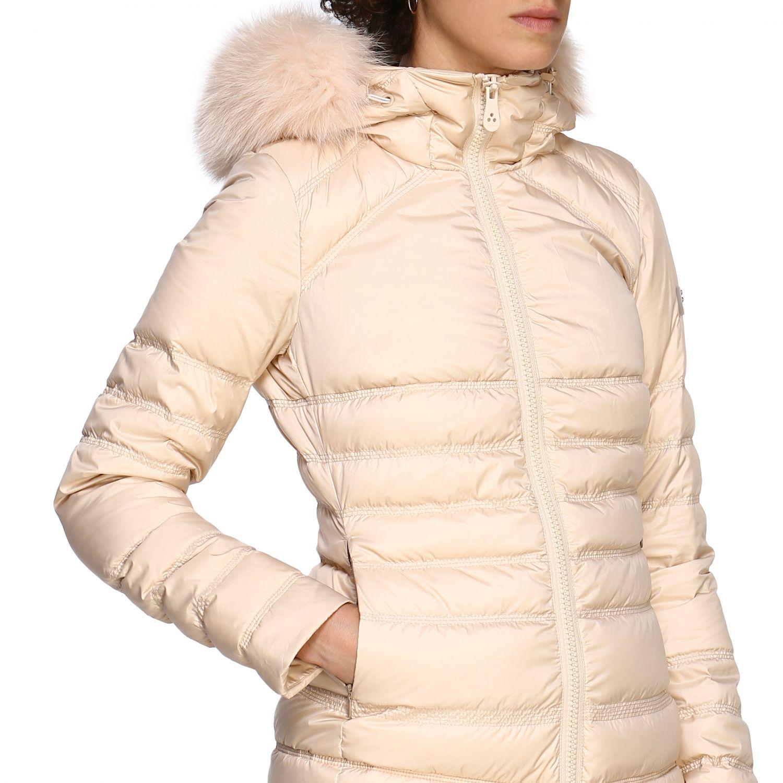 Jacket women Peuterey blush pink 5