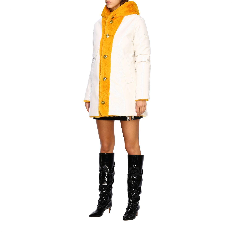 Jacke damen Oof Wear mustard 4