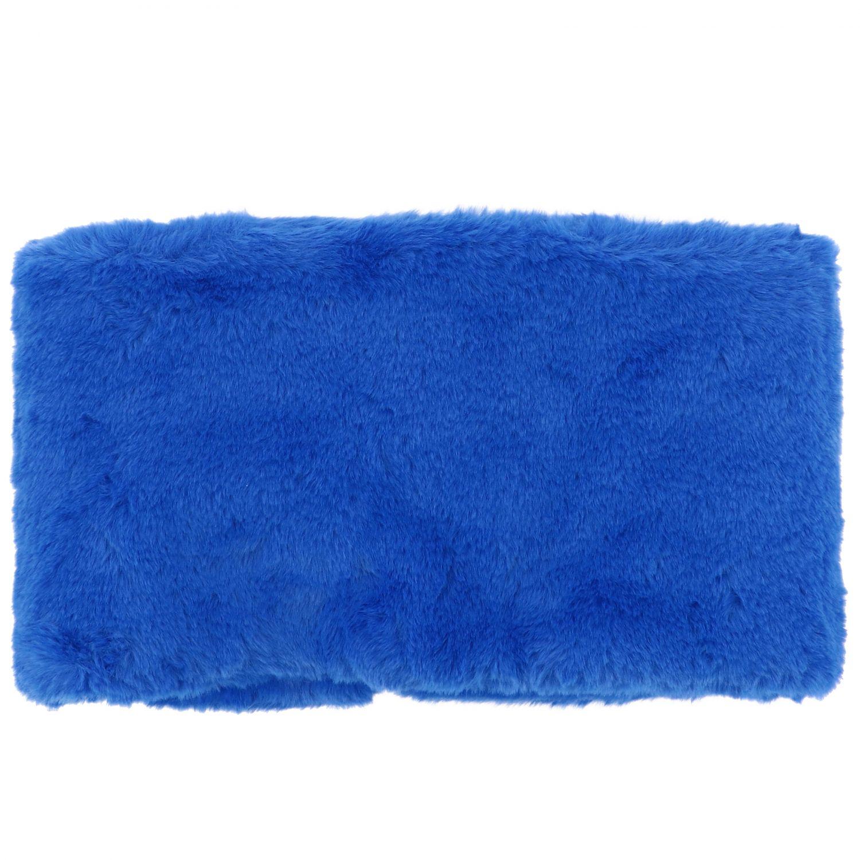 Halsschützer damen Oof Wear hellblau 1