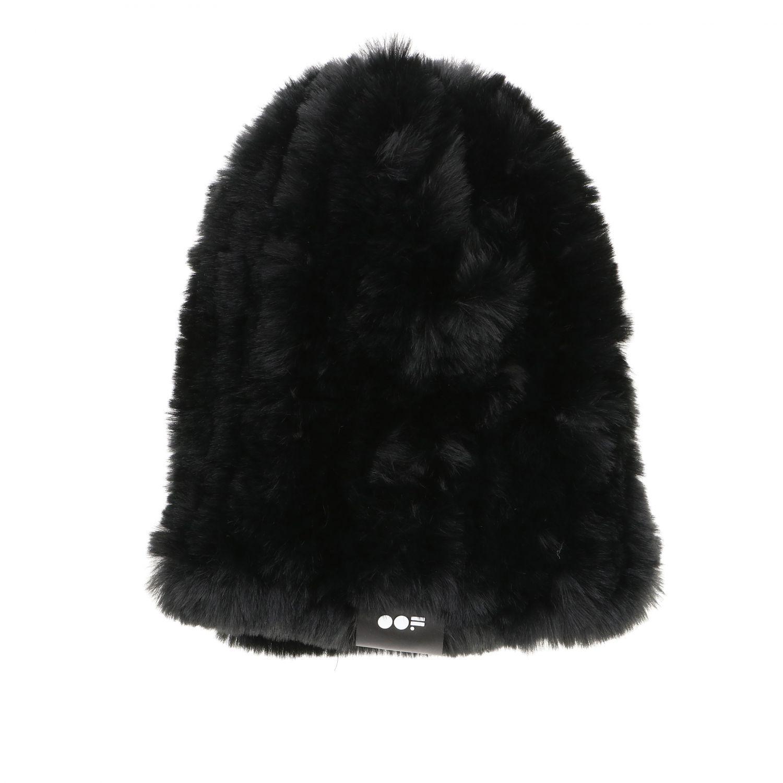 Hat Oof Wear: Hat women Oof Wear black 1