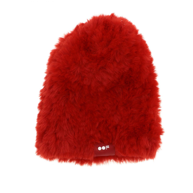 Sombrero mujer Oof Wear rojo 1