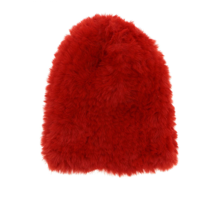 Sombrero mujer Oof Wear rojo 2