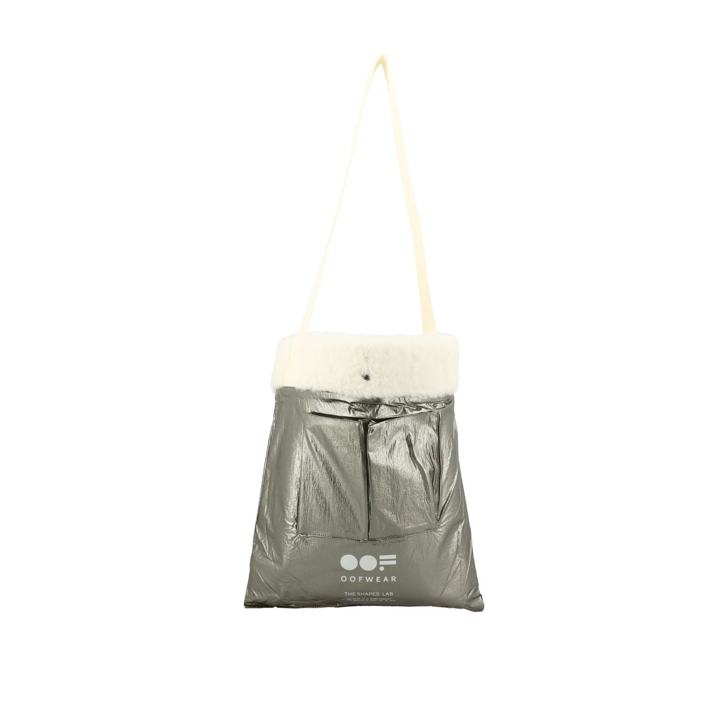 Schultertasche damen Oof Wear yellow cream 5