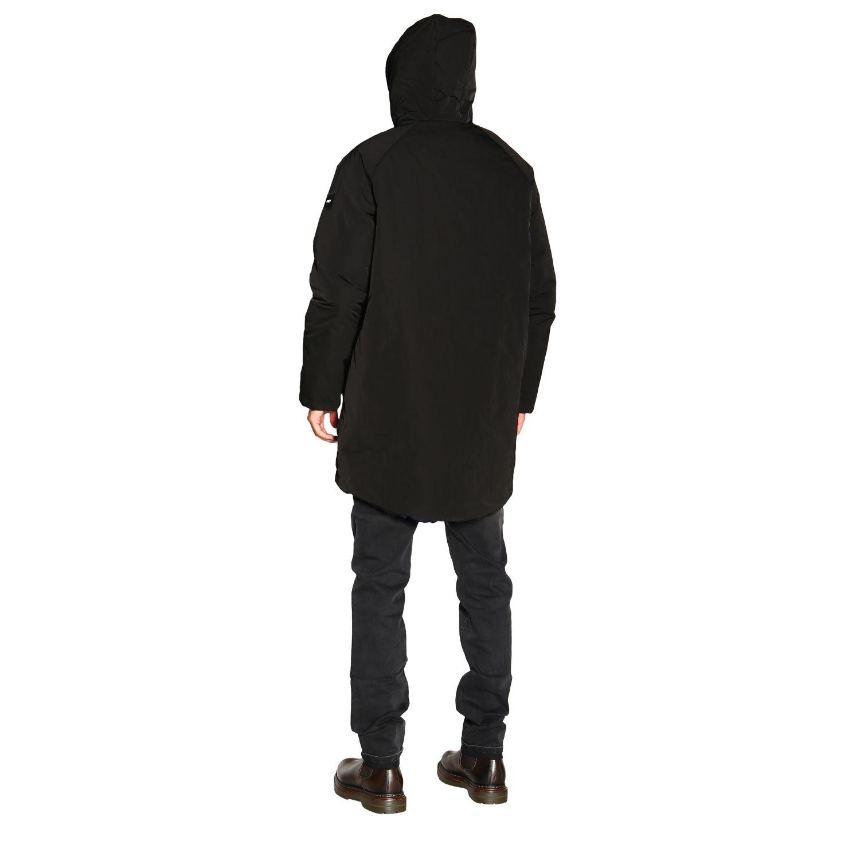 Chaqueta hombre Oof Wear negro 3
