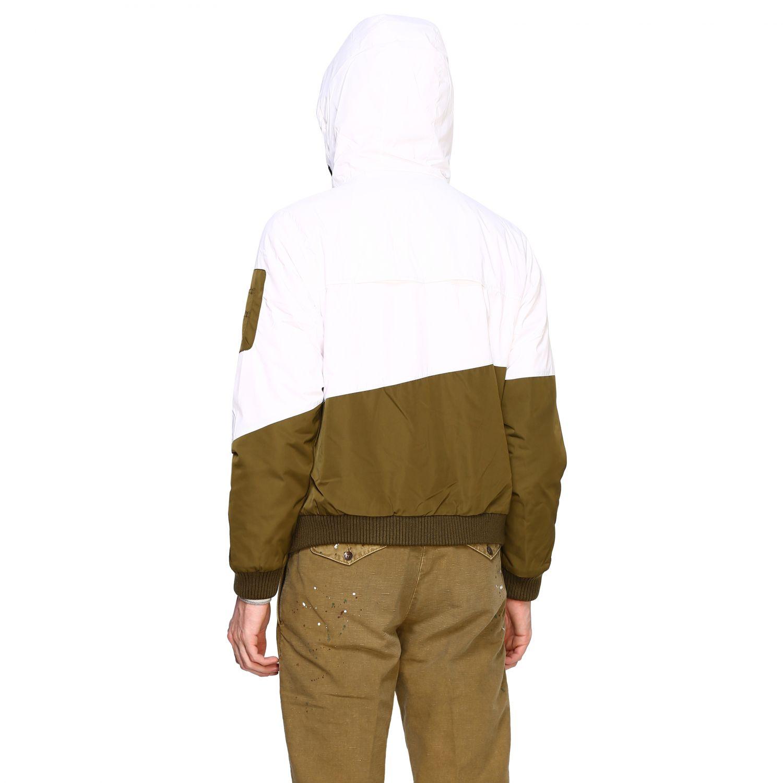Куртка Мужское Le Vrai Remix белый 3