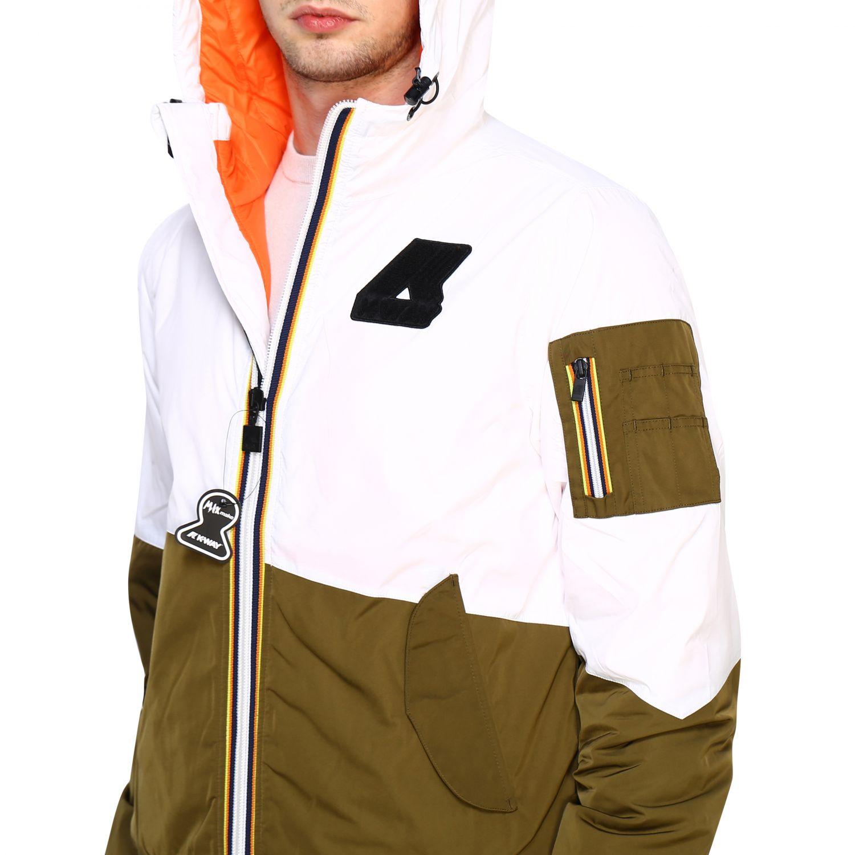 Куртка Мужское Le Vrai Remix белый 5