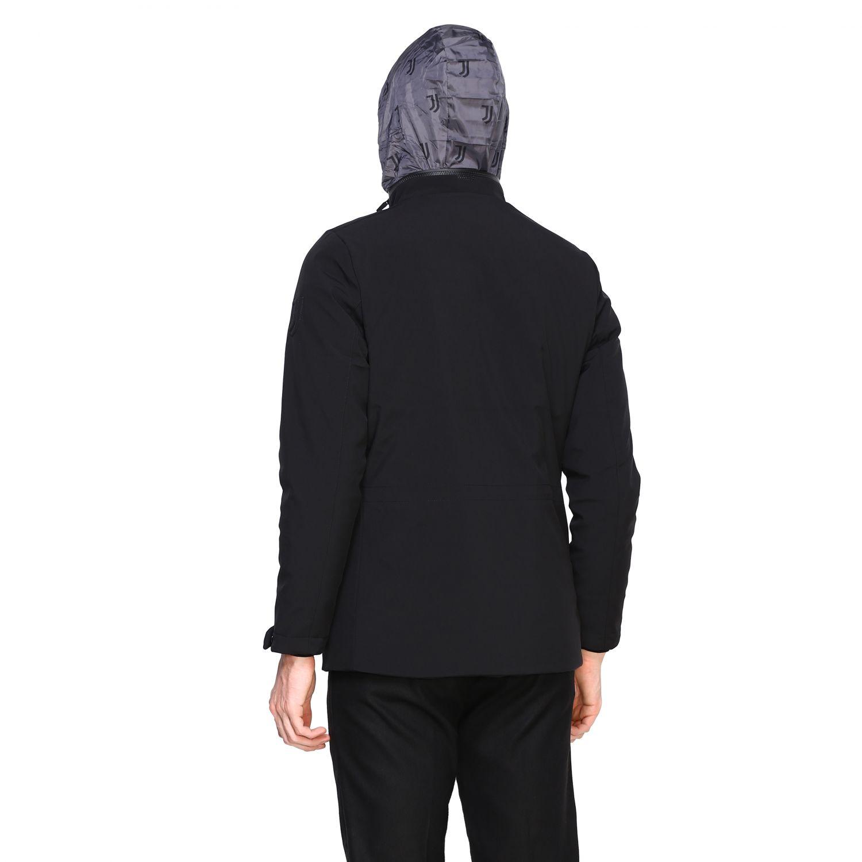 Jacke Juventus Premium: Jacke herren Juventus Premium schwarz 3
