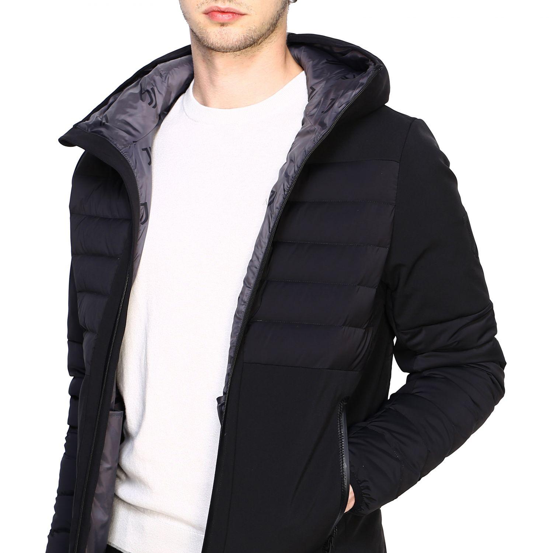 外套 Juventus Premium: 外套 男士 Juventus Premium 黑色 5