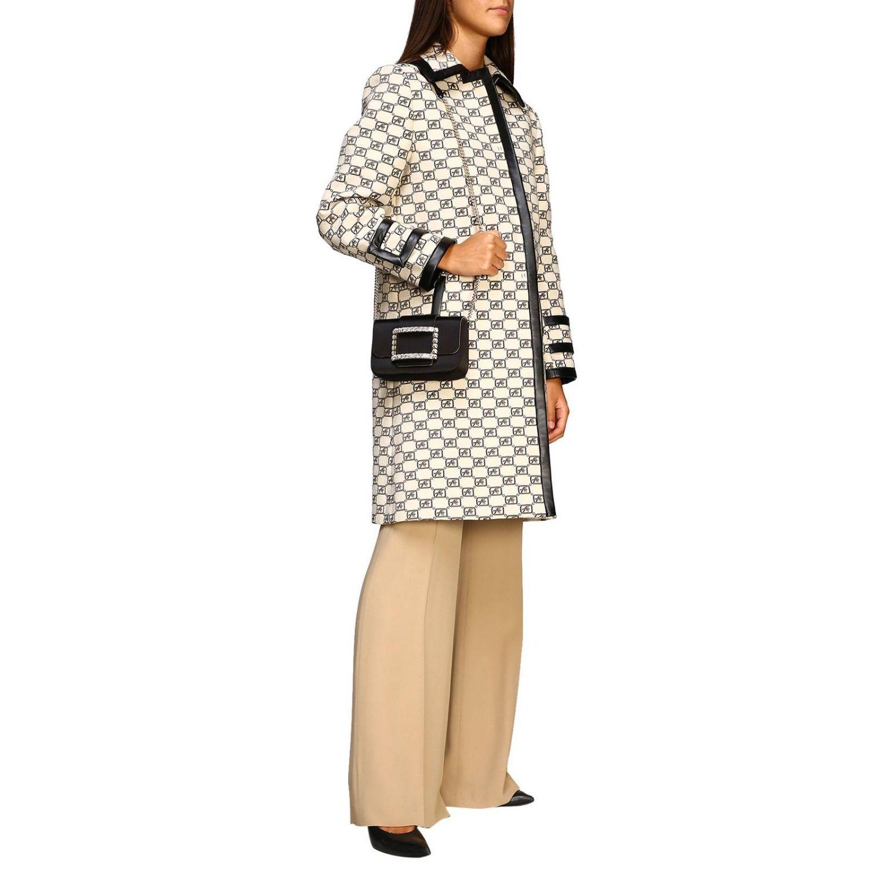 Shoulder bag women Roger Vivier black 2