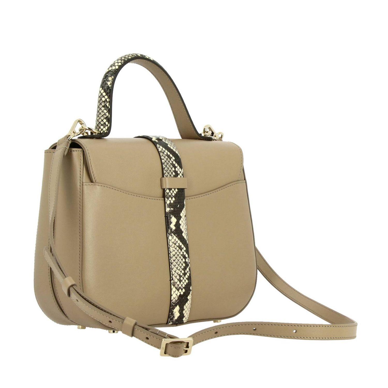Shoulder bag women Roger Vivier beige 3