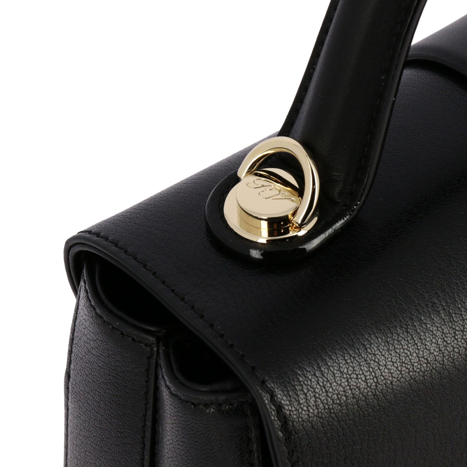Handbag Roger Vivier: Shoulder bag women Roger Vivier black 4