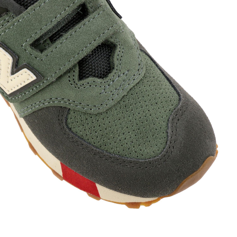 鞋履 儿童 New Balance 绿色 4