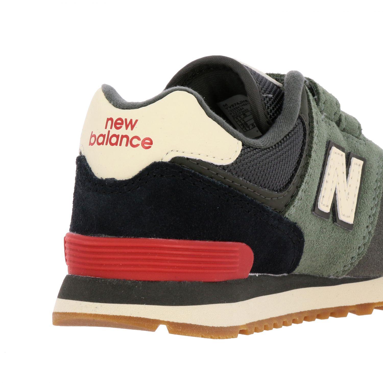 鞋履 儿童 New Balance 绿色 5