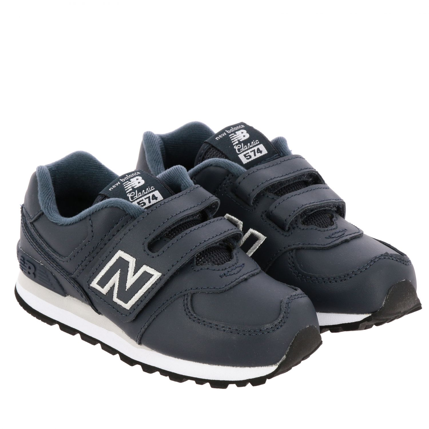 Shoes kids New Balance blue 2