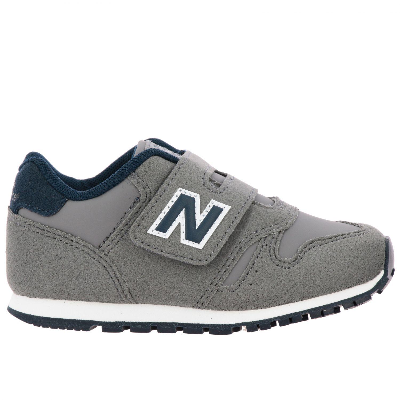 Shoes kids New Balance grey 1