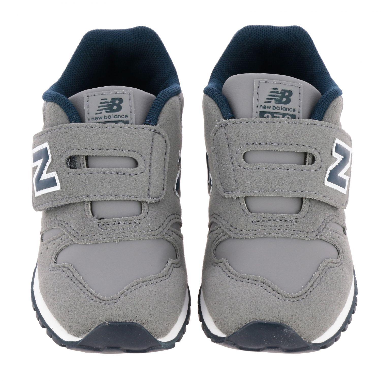 Shoes kids New Balance grey 3
