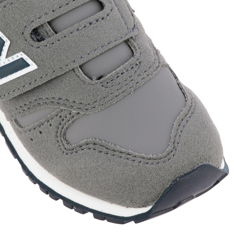Shoes kids New Balance grey 4