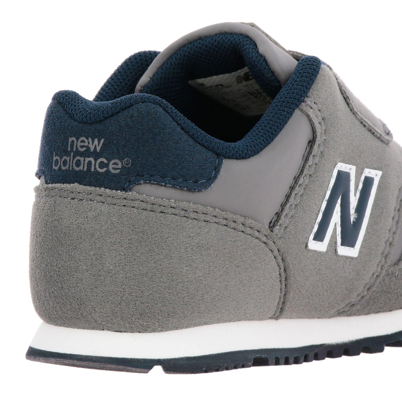 Shoes kids New Balance grey 5