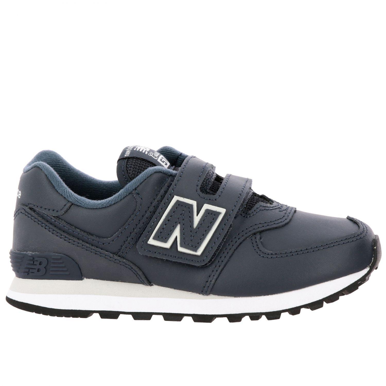 Shoes New Balance: Shoes kids New Balance blue 1