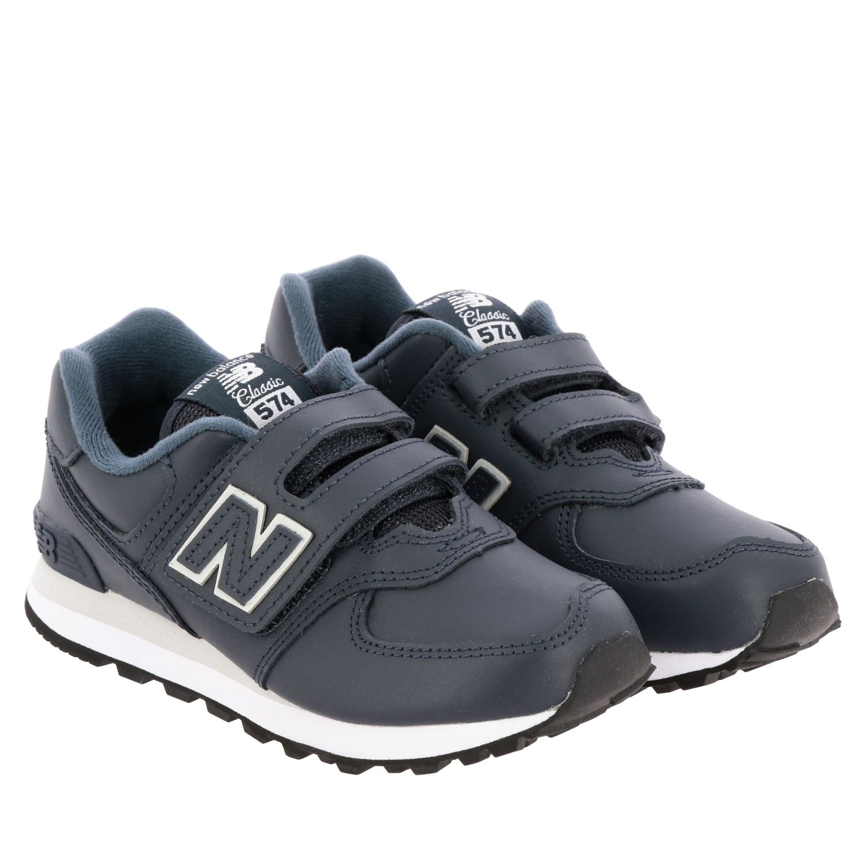 Shoes New Balance: Shoes kids New Balance blue 2