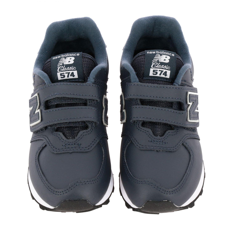 Shoes New Balance: Shoes kids New Balance blue 3