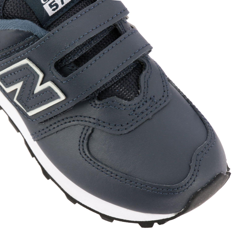 Shoes New Balance: Shoes kids New Balance blue 4