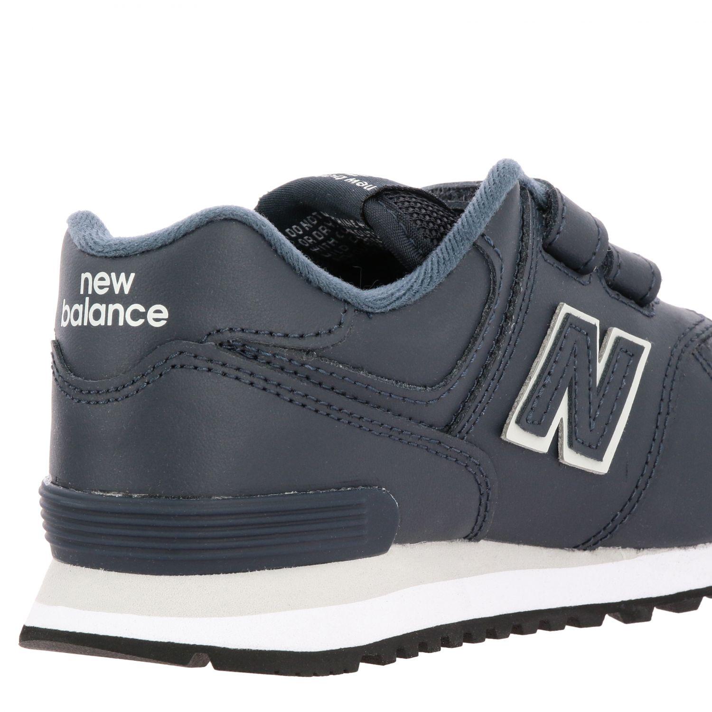 Shoes New Balance: Shoes kids New Balance blue 5