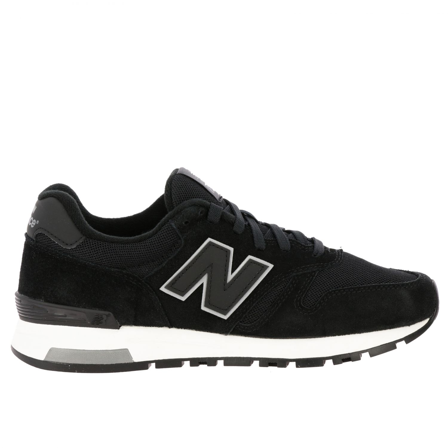 Trainers New Balance: Shoes men New Balance black 1