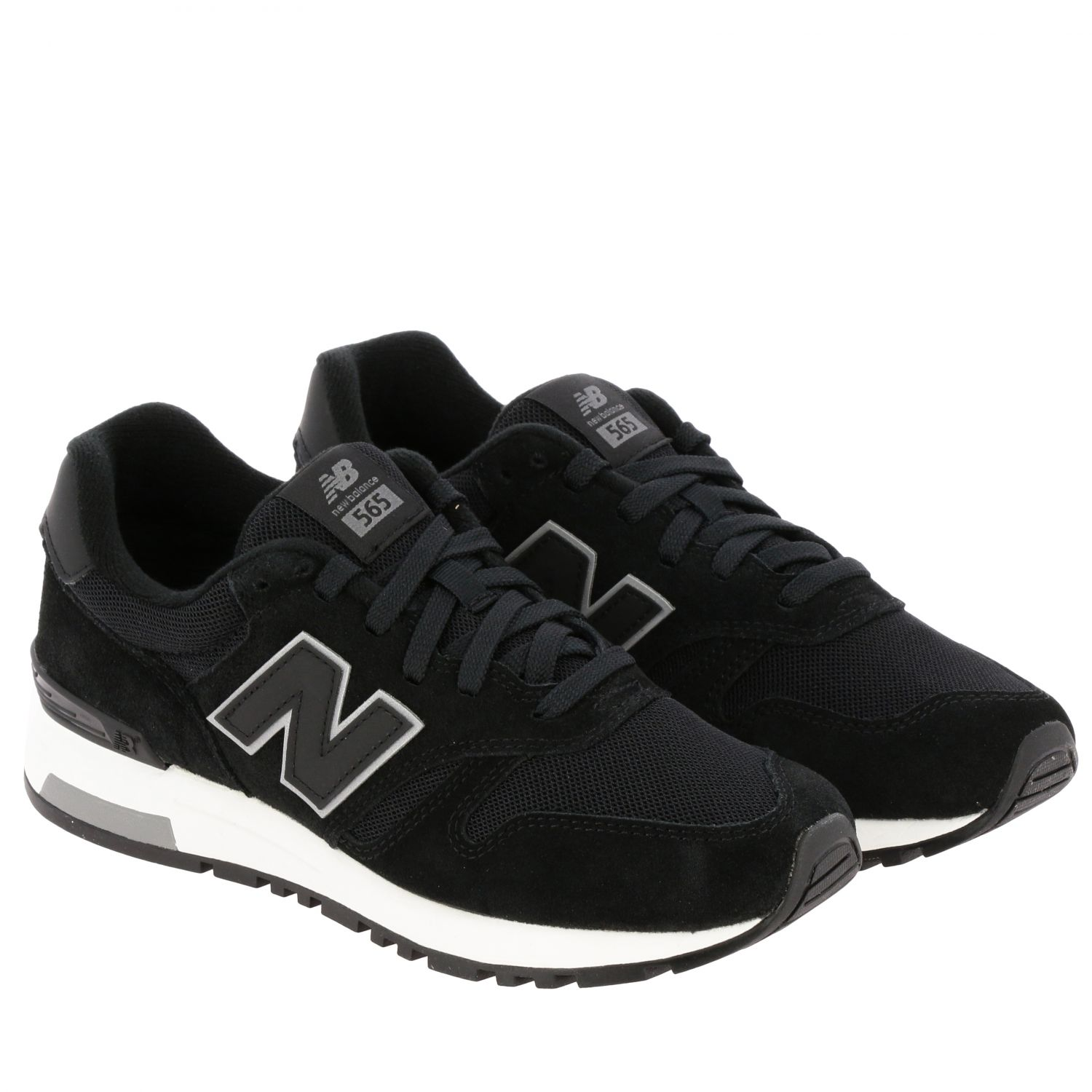 Trainers New Balance: Shoes men New Balance black 2
