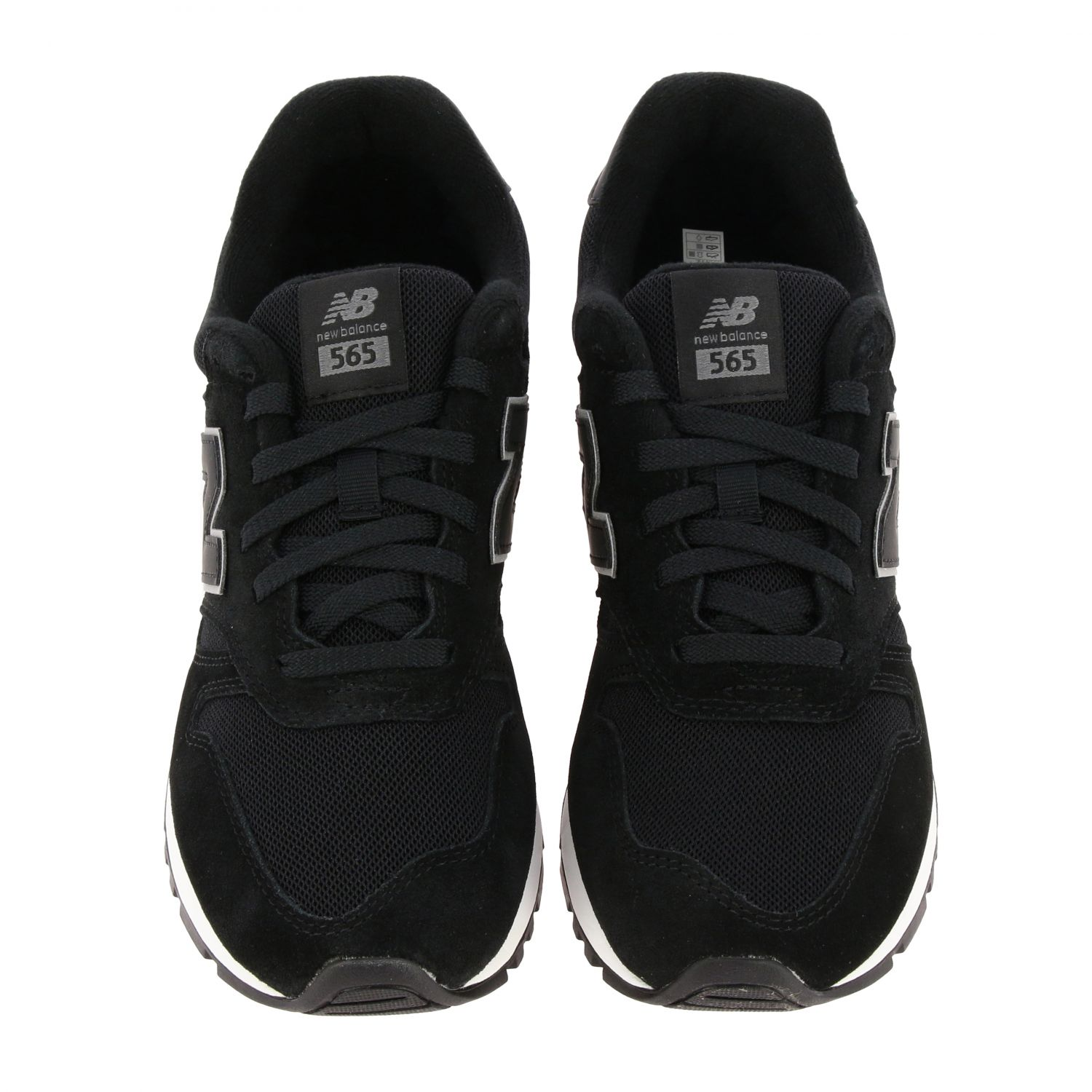 Trainers New Balance: Shoes men New Balance black 3