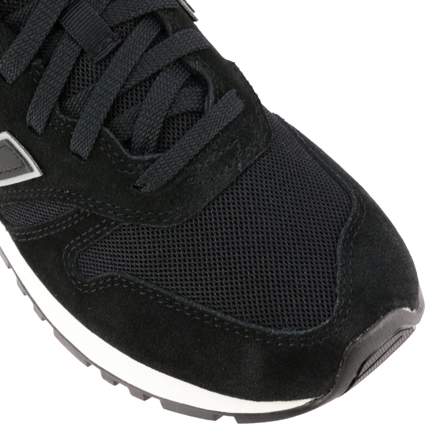Trainers New Balance: Shoes men New Balance black 4