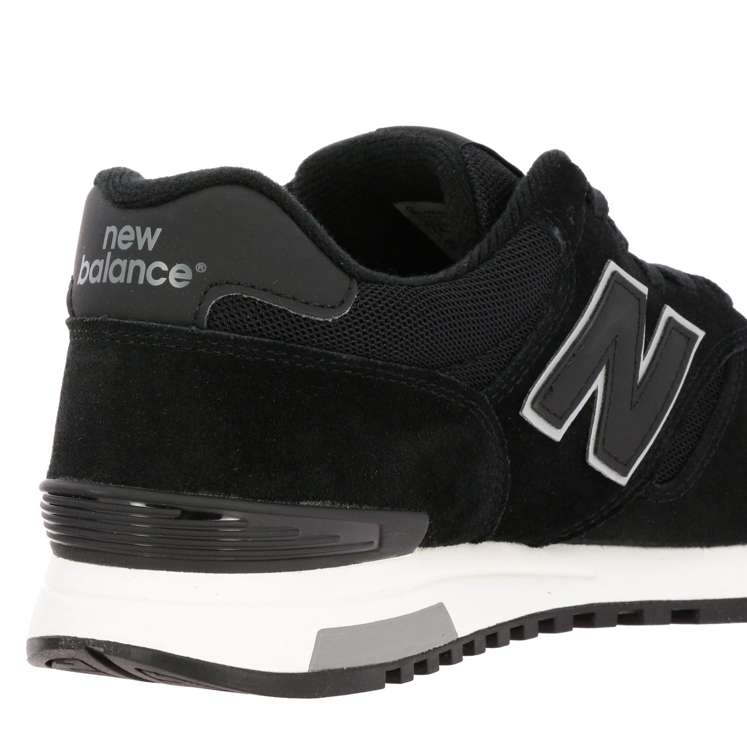 Trainers New Balance: Shoes men New Balance black 5