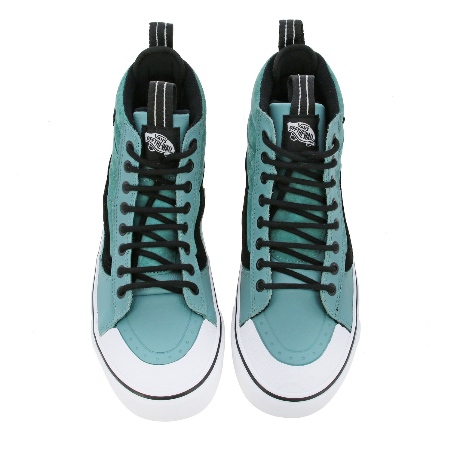vans mte 360 sk8 hi sneakers in leather and suede sneakers vans men water sneakers vans vn0a4p3ituj1 giglio en vans mte 360 sk8 hi sneakers in leather and suede