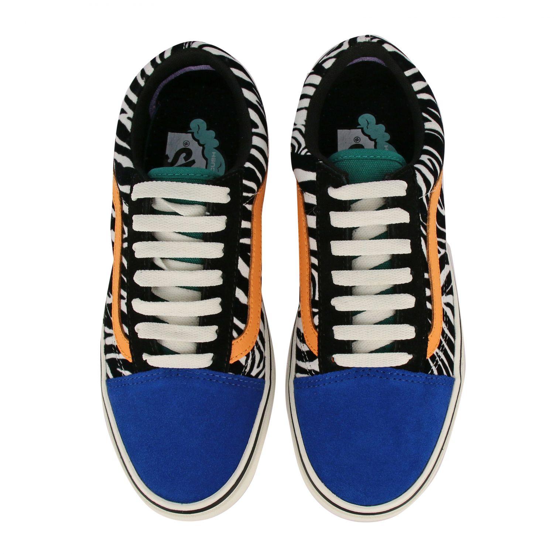 Schuhe damen Vans bunt 3