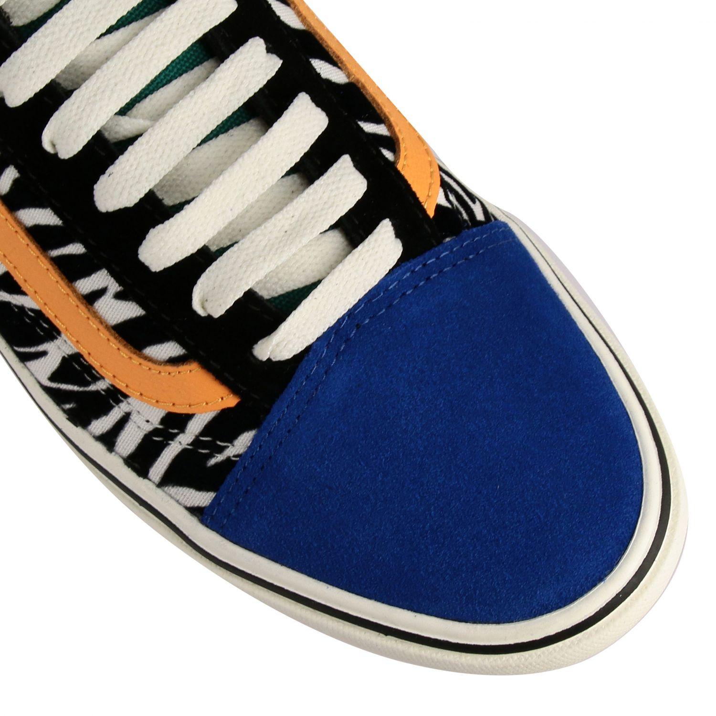 Schuhe damen Vans bunt 4