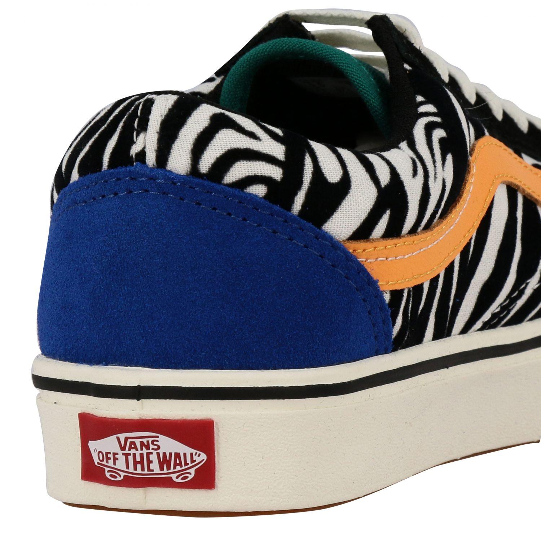 Schuhe damen Vans bunt 5