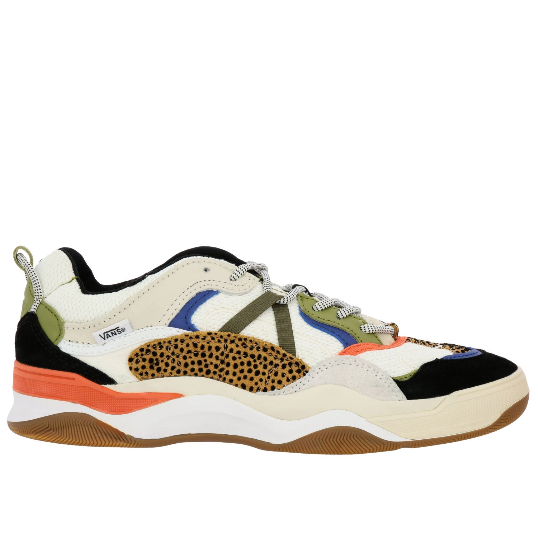 Обувь Мужское Vans многоцветный 1