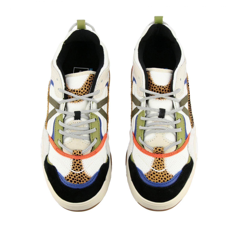 Обувь Мужское Vans многоцветный 3