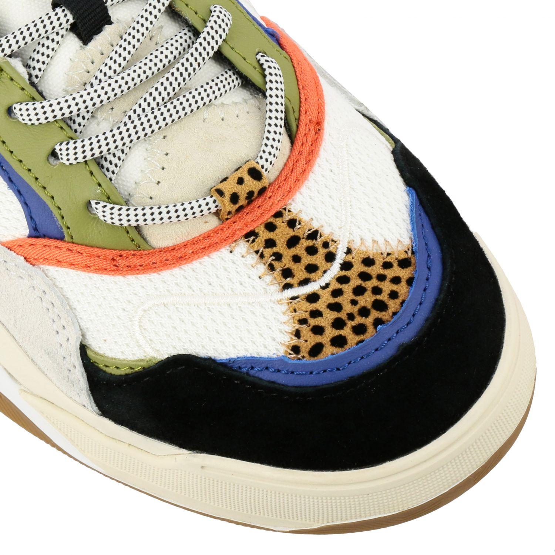 Обувь Мужское Vans многоцветный 4