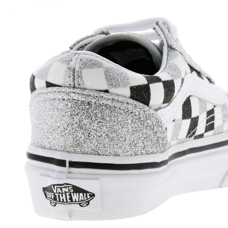 鞋履 儿童 Vans 银色 5