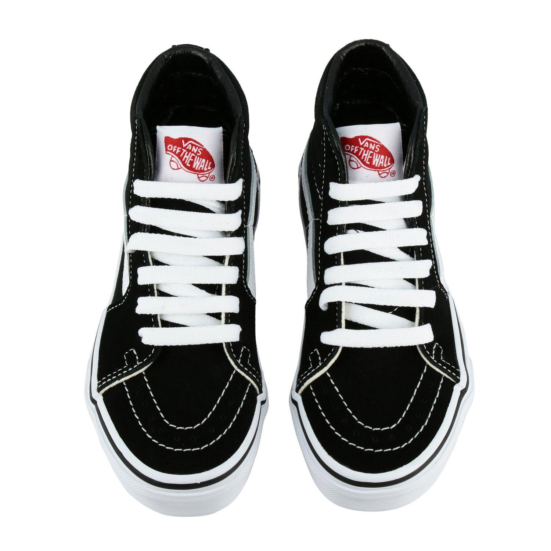 鞋履 儿童 Vans 黑色 3