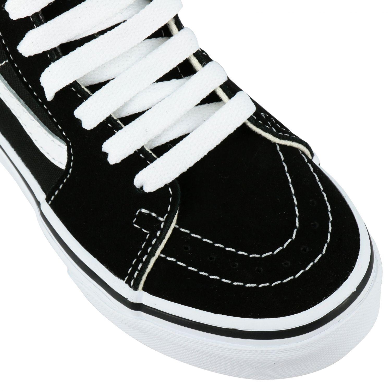 鞋履 儿童 Vans 黑色 4