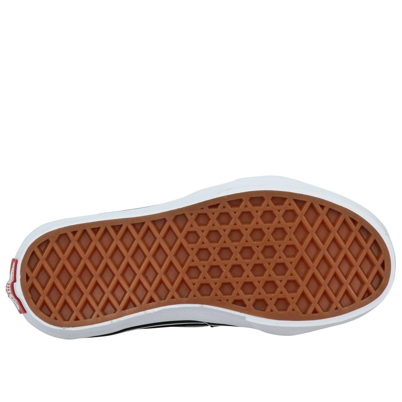 鞋履 儿童 Vans 黑色 6
