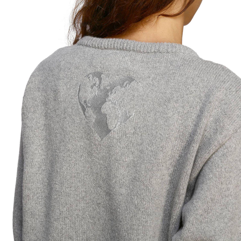 Jersey Alberta Ferretti: Jersey con cuello redondo de Alberta Ferretti con