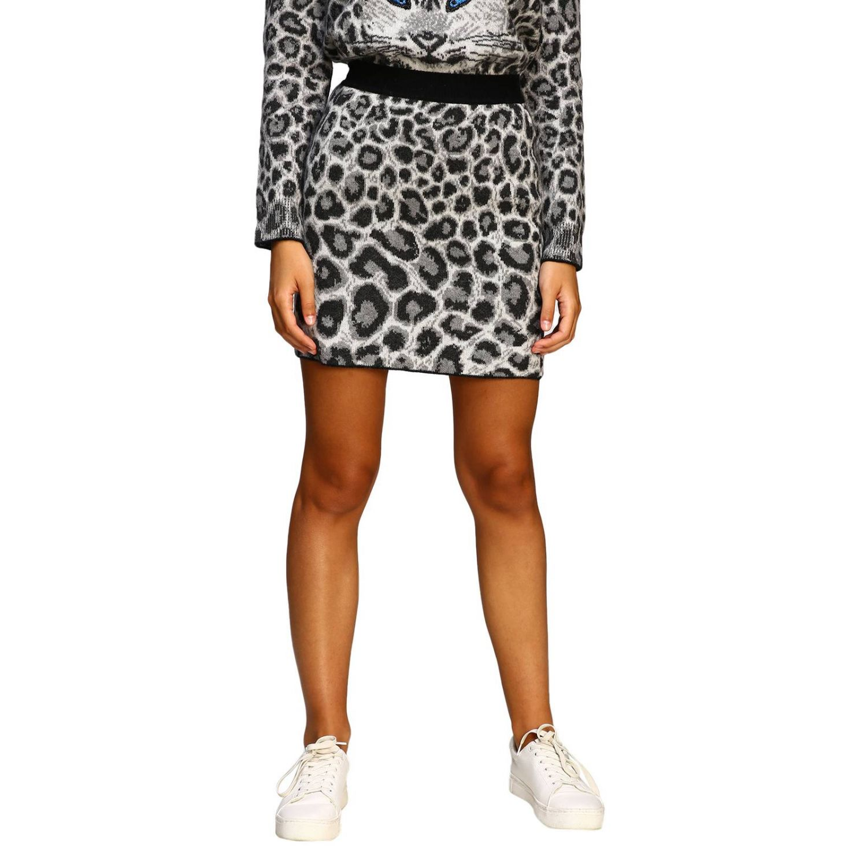 Skirt Alberta Ferretti: Skirt women Alberta Ferretti grey 1