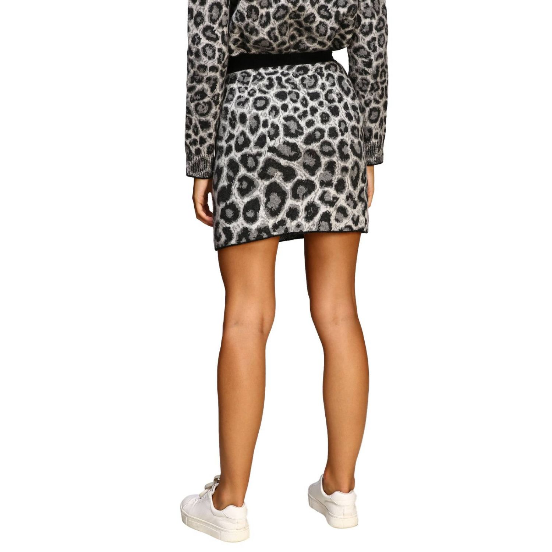 Skirt Alberta Ferretti: Skirt women Alberta Ferretti grey 3