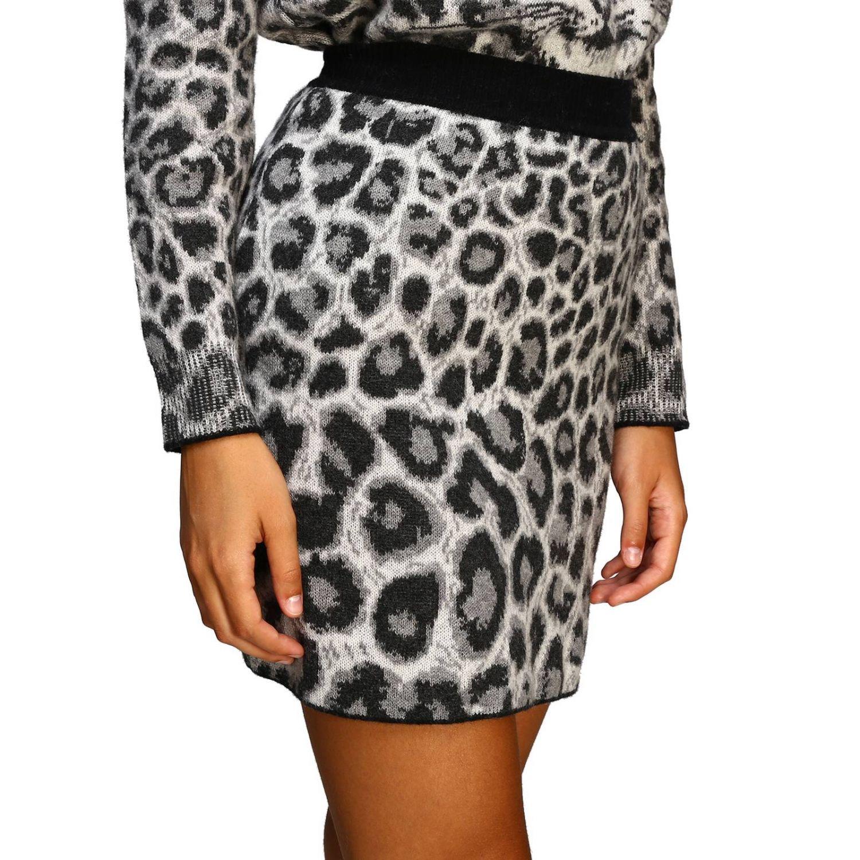 Skirt Alberta Ferretti: Skirt women Alberta Ferretti grey 5