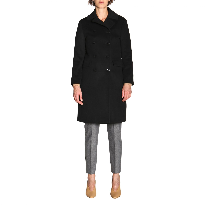 Coat Palto': Coat women Palto' black 1